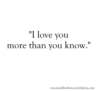 4-iloveyou more than you know